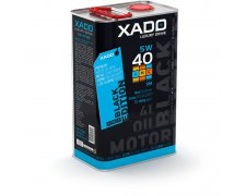 XADO BLACK AMC 100% SYNTETYK EXPAO 5W40 4L