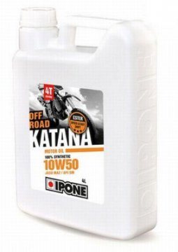 IPONE KATANA OFF-ROAD 10W50 SYNTETYK  4L