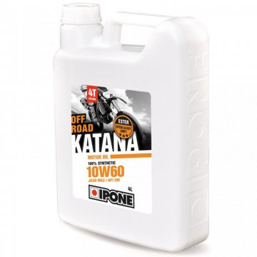 IPONE KATANA OFF-ROAD 10W60 SYNTETYK KTM 4L