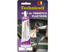 TECHNICOLL KLEJ DO TWARDYCH PLASTIKÓW 20ML