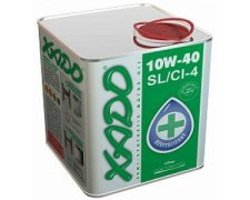 XADO ATOMIC OIL 10W40 SL/CI-4 1L