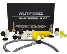 AUTOTRIZ NANOPOLISHER KIT 2.0 KOMPLET