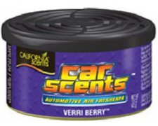 CALIFORNIA SCENTS VERRI BERRY ZAPACH