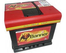 BANNER POWER BULL 44AH 420A P+