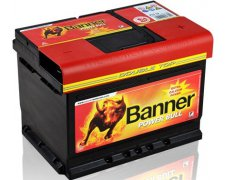 BANNER POWER BULL 60AH 540A P+ P6009 AKUMULATOR