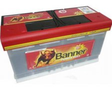 BANNER POWER BULL PROFESSIONAL 100AH 820A P+