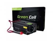 GREEN CELL PRZETWORNICA 12V DO 230V 300W
