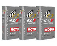 MOTUL 300V COMPETITION 15W50 3X2L 6L