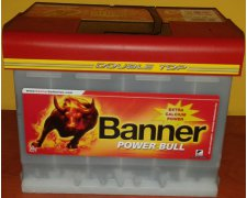 BANNER POWER BULL PROFESSIONAL 63AH 600A P +