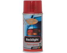 MOTIP DO LAMP BACKLIGHT CZERWONY NR.00161 150ML