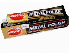 AUTOSOL PASTA METAL POLISH CHROM NIKIEL 75ML
