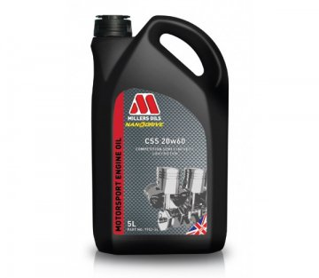 MILLERS OILS CSS 20w60 5L
