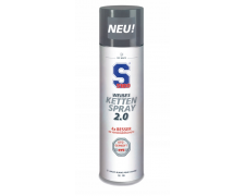 S100 WEISSES KETTEN SPRAY SMAR DO ŁAŃCUCHA 400ML