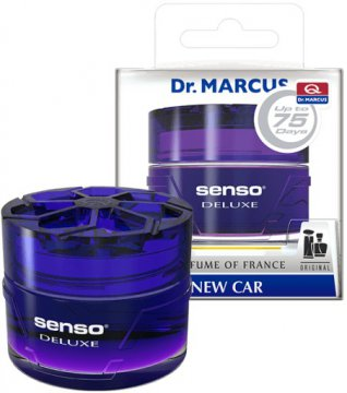 DR MARCUS SENSO DELUXE ŻEL ZAPACH NEW CAR 50ML