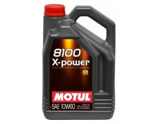 MOTUL 8100 X-POWER 10W60 5L BMW M-POWER