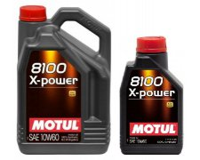 MOTUL 8100 X-POWER 10W60 6L
