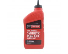 MOTORCRAFT 75W140 SYNTH REAR AXLE LUBRICANT 946ML