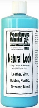POORBOY'S NATURAL LOOK DRESSING 946ML