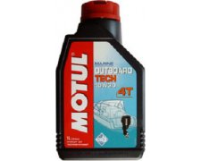 MOTUL OUTBOARD 4T 10W30 1L DO ŁODZI