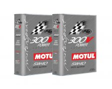 MOTUL 300V POWER 5W40 4L
