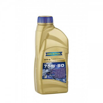 RAVENOL MTF-2 BMW FIAT FORD GM 75W-80