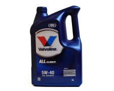VALVOLINE ALL CLIMATE 5W40 DIESEL 5L