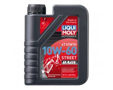 LIQUI MOLY 10W60 4T SYNTH RACE LM1525 1L