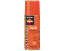REPSOL CLEANER & POLISH SPRAY CZYSZCZĄCY 400ML