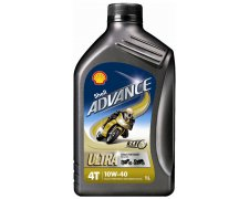 SHELL ADVANCE ULTRA 10W40 4T 1L
