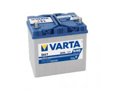 VARTA BLUE DYNAMIC 60AH 540A (D47)