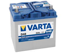 VARTA BLUE DYNAMIC 60AH 540A (D48)