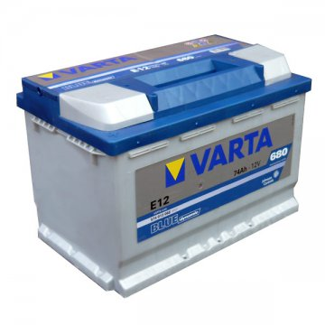 VARTA BLUE DYNAMIC 74AH 680A (E12)