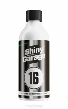 SHINY GARAGE ENZYME MICROFIBER WASH 1L