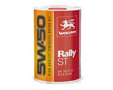 WOLVER RALLY ST 5W50 SM/CF 4L