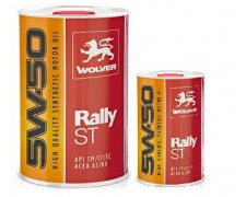 WOLVER RALLY ST 5W50 SM/CF 5L